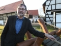 Volkskundemuseum Wyhra - Portrait zum 60. Geburtstag  - Museumsleiter Dr. Hans-Jürgen Ketzer