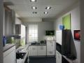 IDL Lampen im Küchenstudio Rösler 2015