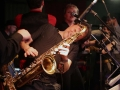 Funky Night mit ParaTox Jazzband und den LE Horns & Sisters in Priems Weindepot