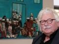 Ausstellung Peter Herrmann im Quellenhof Garbisdorf - August 2014