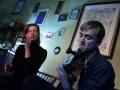 Konzert im Paul-Gustavus-Haus in Altenburg mit Simon Wahl, Richard Holzmann und Marie Antoinette