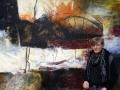 Ausstellung Wolfgang Mehner im Quellenhof Garbisdorf 2015